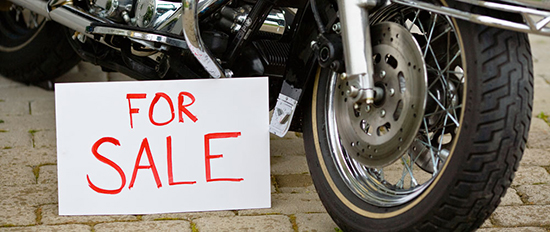 Tips to sell your motorcycle quickly