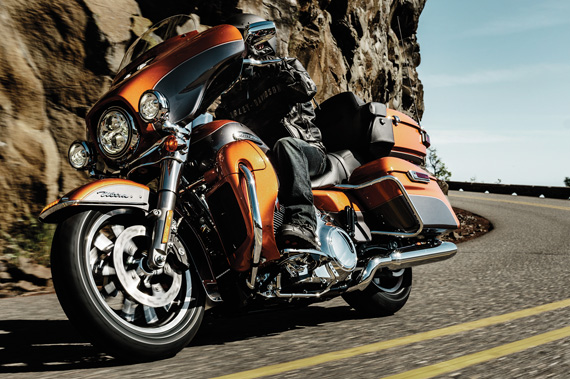 Top Touring Motorcycles