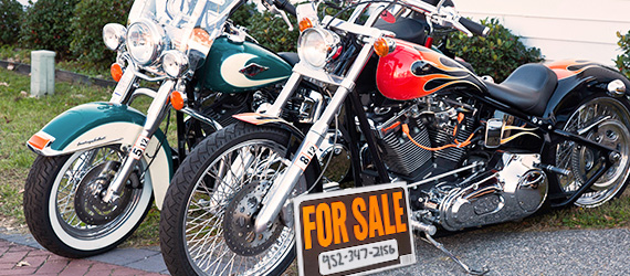 Sell Your Bike During Peak Riding Season