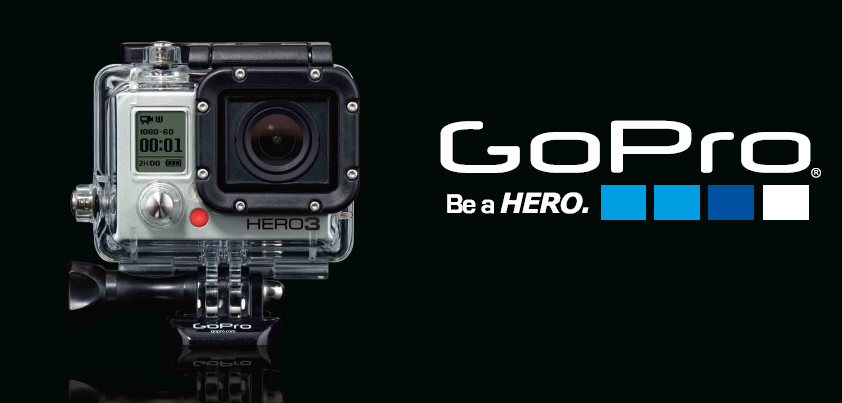 Mounting a GoPro on Motorcycle Helmet